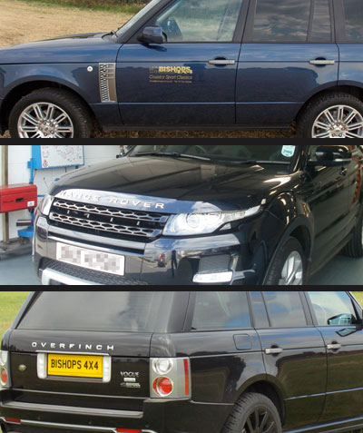 Range Rover Peterborough